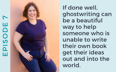 Ep. 7 3 Ways to Get Paid to Write a Book