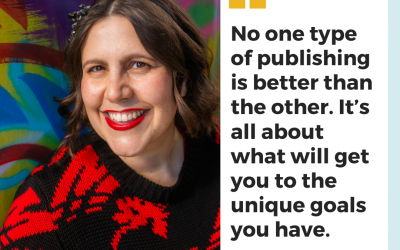 Ep. 9 The 3 Main Types of Book Publishing Explained