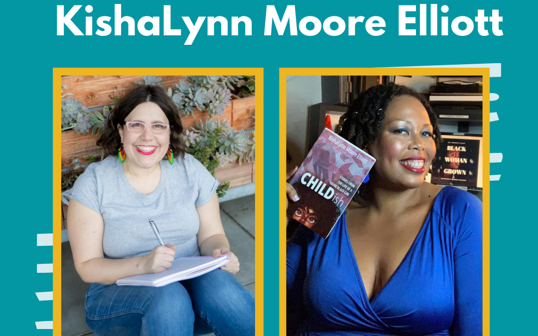 Ep. 4 Self-Publishing as a Healing Practice with KishaLynn Moore Elliott