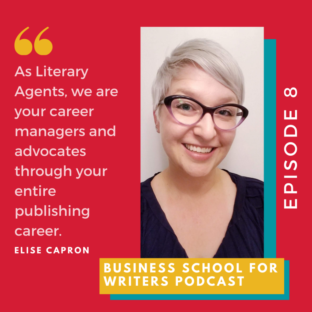 Publishing in the time of COVID with literary agent Elise Capron