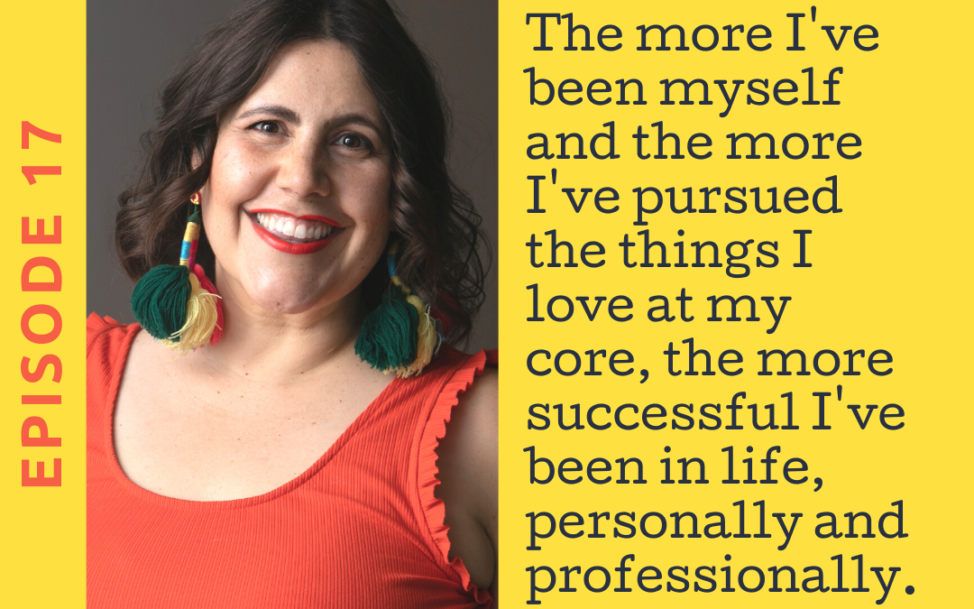 Ep. 17 How to Build a Writing Career You Love